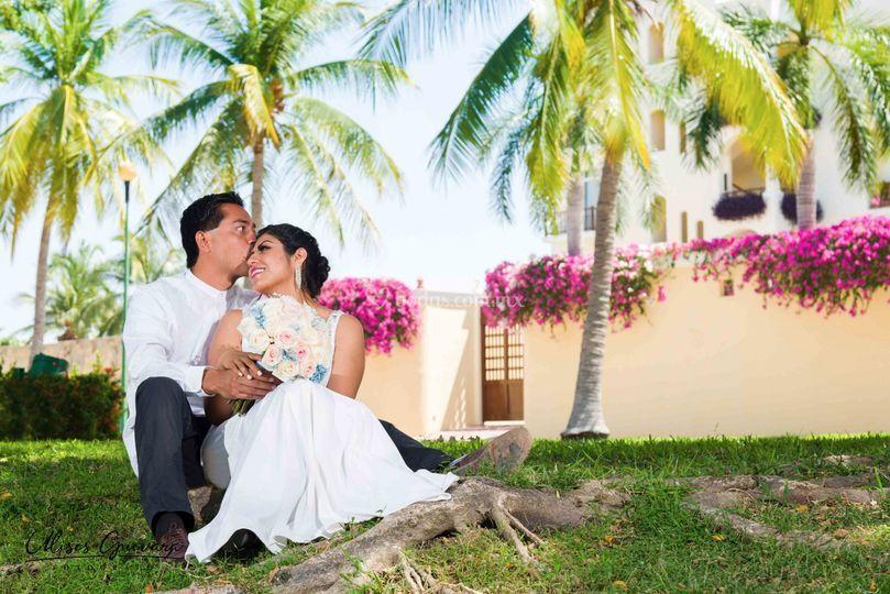 Jardines y bodas