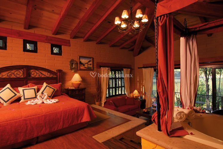 Suite Cabaña para tu luna de miel