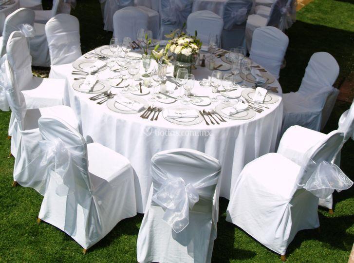 Montaje para bodas y eventos