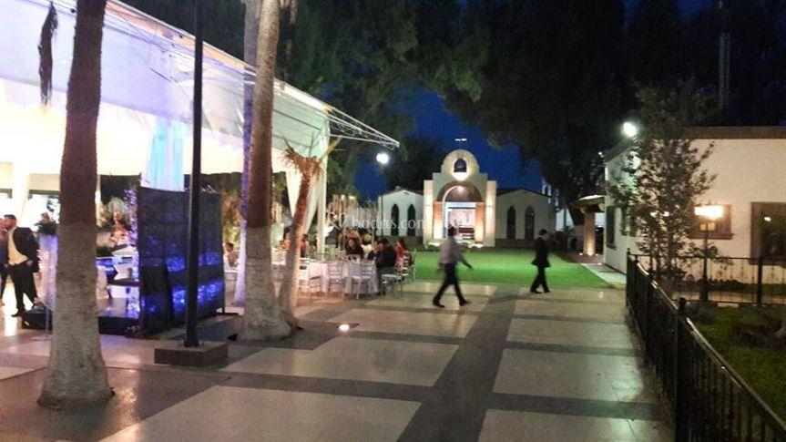 La Hacienda Centro de Eventos