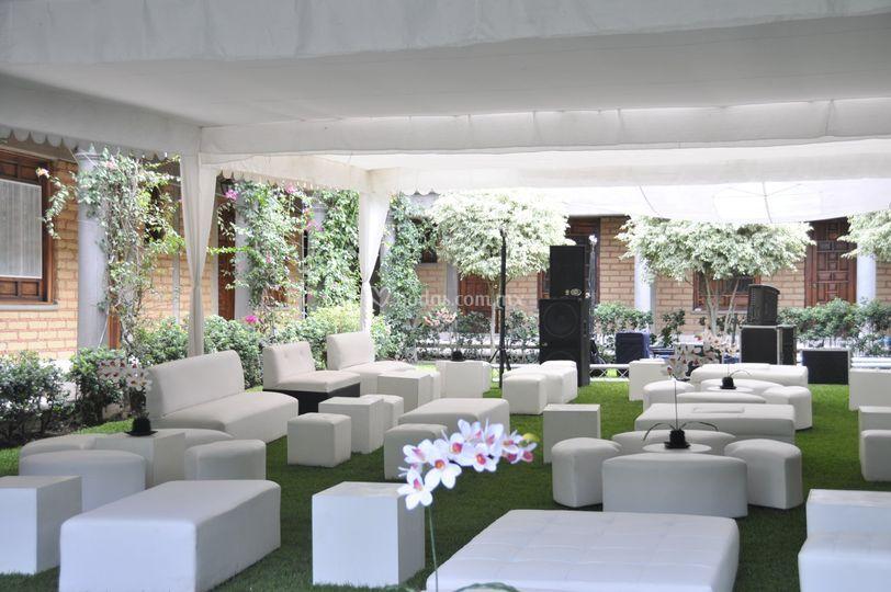 Fiesta sillones lounge
