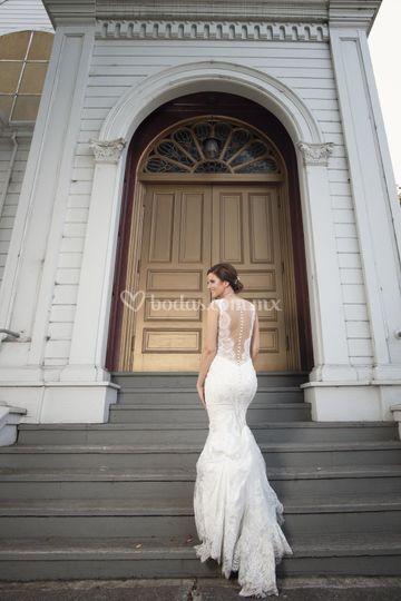 Que vestido!