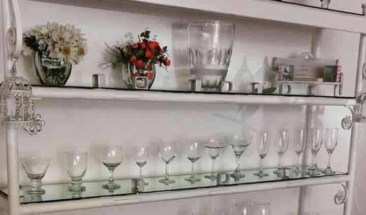 Renta de cristalería