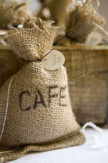 Bolsitas con café
