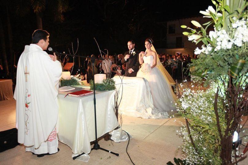 Ceremonia nupcial
