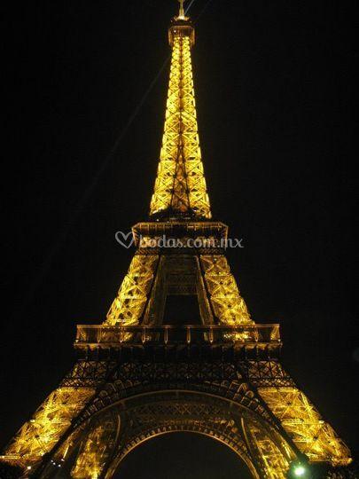 Torre Eiffel, Paris Francia