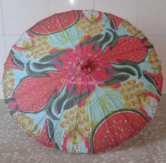 Parasol sandias