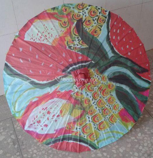 Parasol pitayas