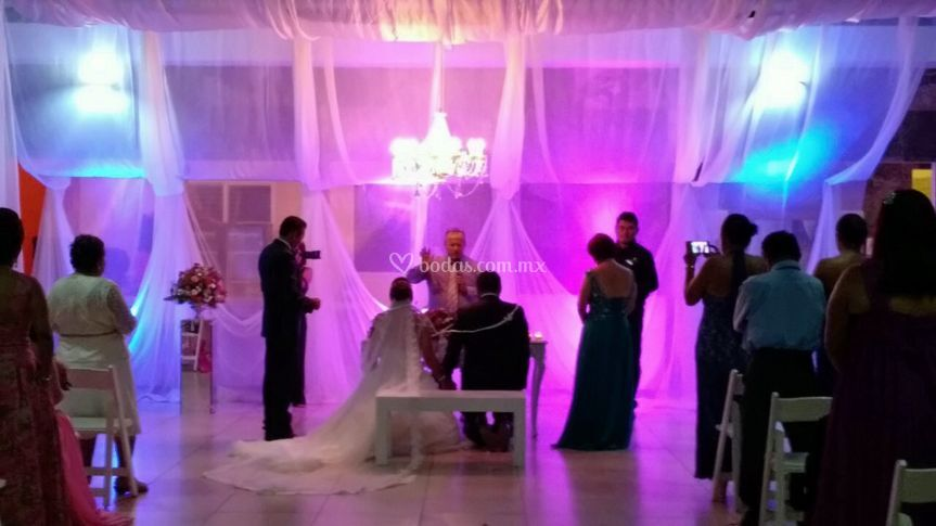Cielos para su boda
