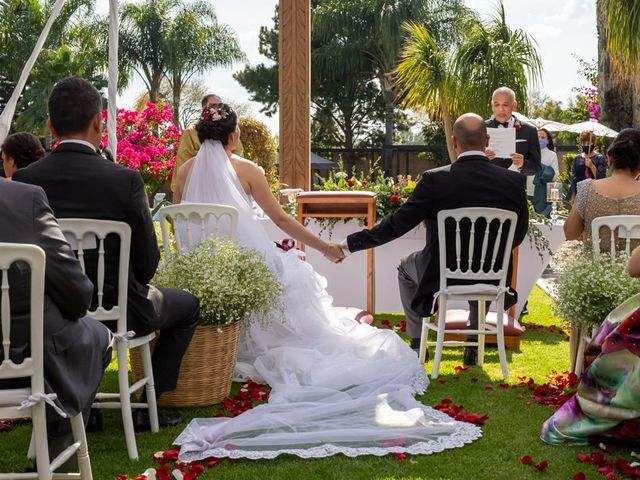 La boda de Mak y Aquiles