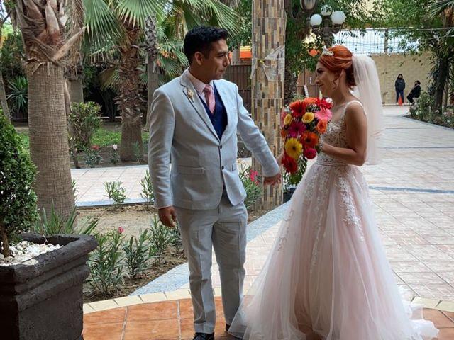 La boda de Maleny   y Juan
