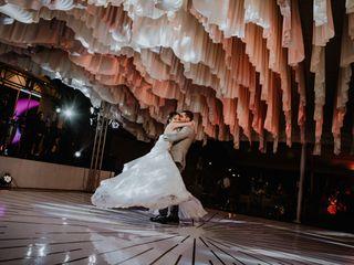 La boda de Kathia y David