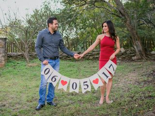 La boda de Glady y Omar 3