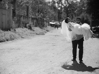 La boda de Esperanza y Martín