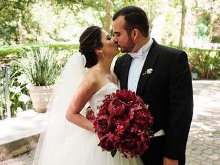 La boda de Ale  y Daniel