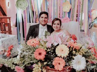 La boda de Ariana  y Juan