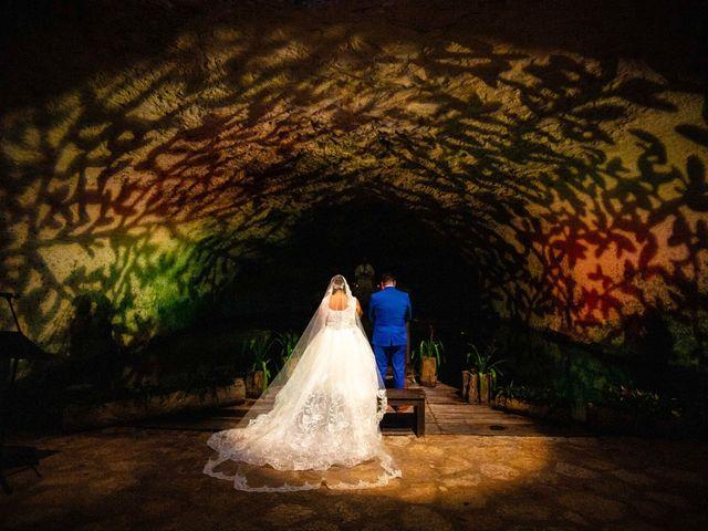 La boda de Grecia y José