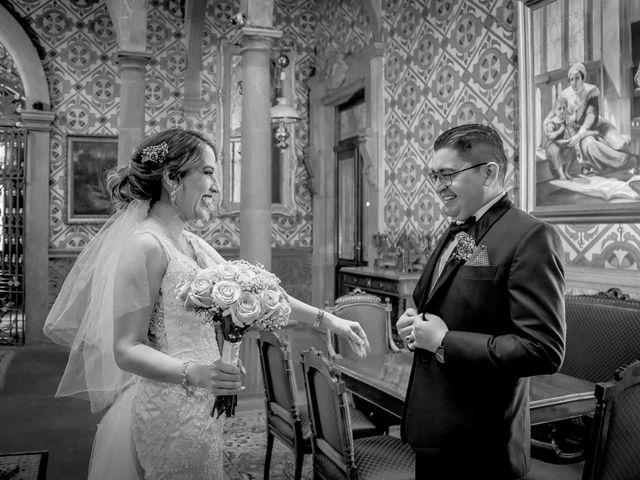 La boda de Eduardo y Karla en San Luis Potosí, San Luis Potosí 3