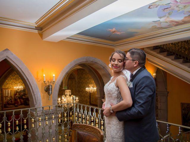 La boda de Eduardo y Karla en San Luis Potosí, San Luis Potosí 4