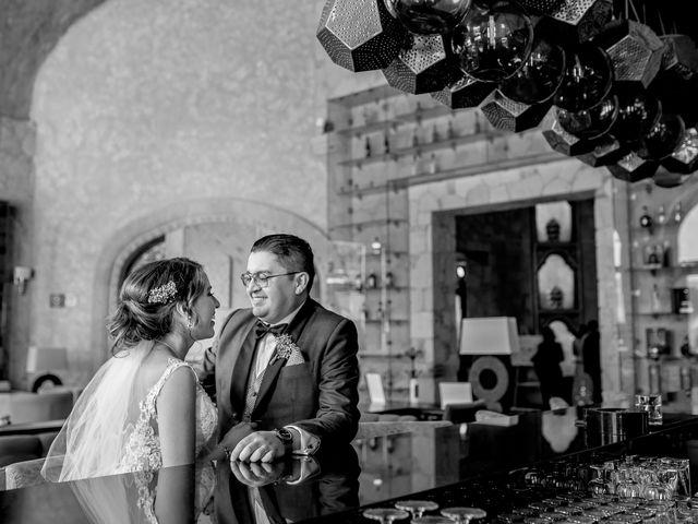 La boda de Eduardo y Karla en San Luis Potosí, San Luis Potosí 10