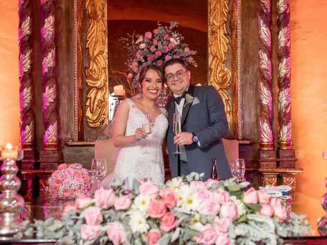 La boda de Eduardo y Karla en San Luis Potosí, San Luis Potosí 15