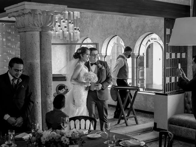 La boda de Eduardo y Karla en San Luis Potosí, San Luis Potosí 18