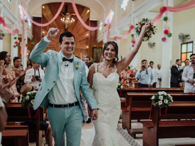 La boda de Ady y Álvaro