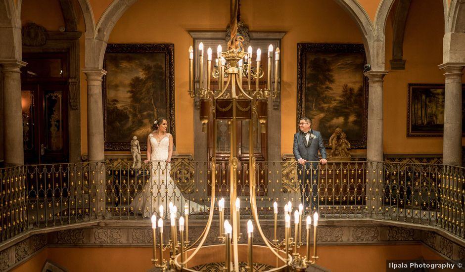 La boda de Eduardo y Karla en San Luis Potosí, San Luis Potosí