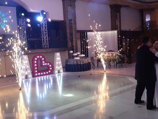 La boda de Alma y Angel