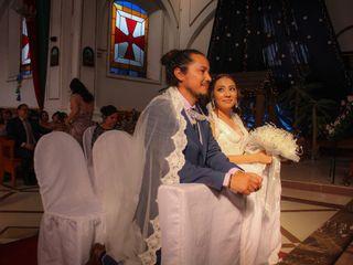 La boda de Daniela y Mariano 1