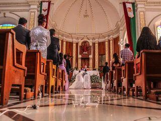 La boda de Daniela y Mariano 3