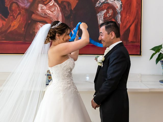 La boda de Arturo y Yolet en Puebla, Puebla 15