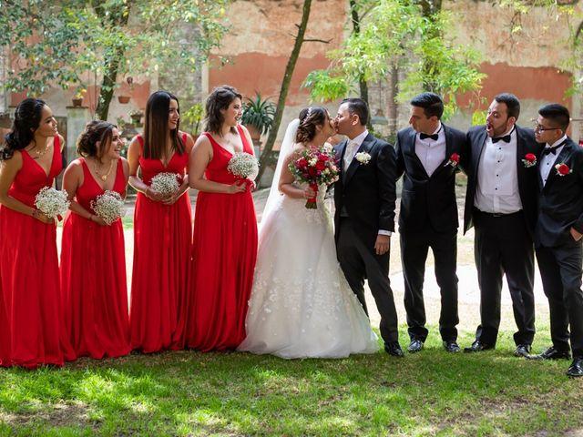 La boda de Arturo y Yolet en Puebla, Puebla 16