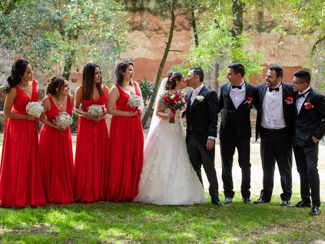 La boda de Arturo y Yolet en Puebla, Puebla 17