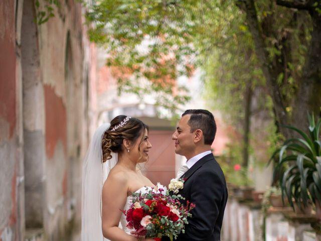 La boda de Arturo y Yolet en Puebla, Puebla 2
