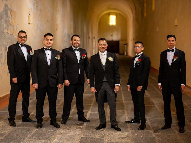 La boda de Arturo y Yolet en Puebla, Puebla 23