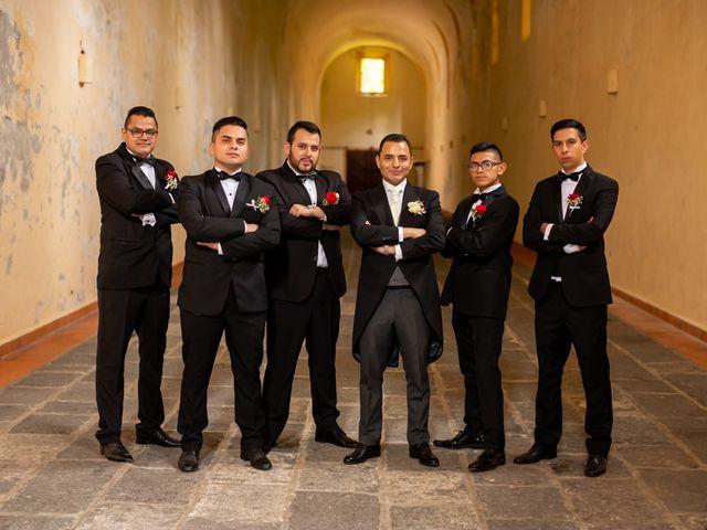 La boda de Arturo y Yolet en Puebla, Puebla 24