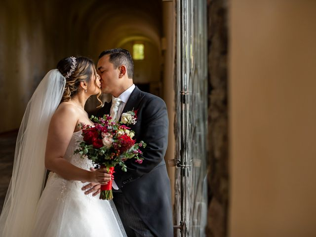 La boda de Arturo y Yolet en Puebla, Puebla 25