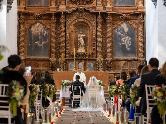 La boda de Arturo y Yolet en Puebla, Puebla 28