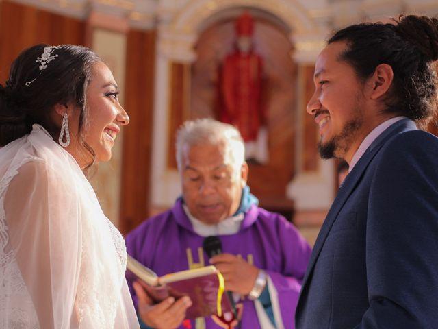 La boda de Daniela y Mariano