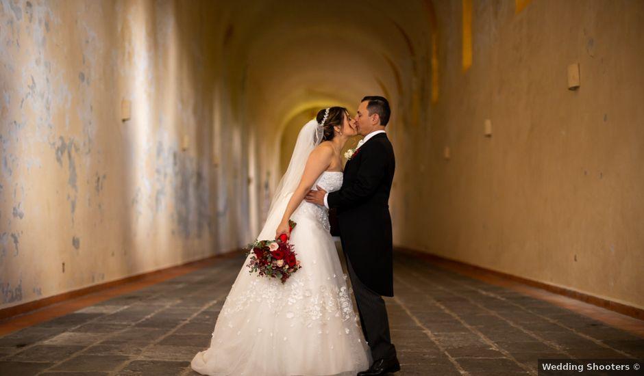 La boda de Arturo y Yolet en Puebla, Puebla