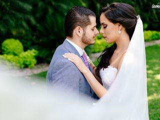 La boda de Verónica y Carlos 1