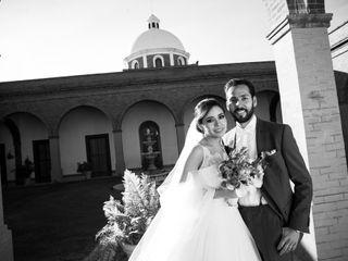 La boda de Gaby y Julio