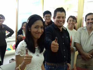 La boda de Paola y Salvador