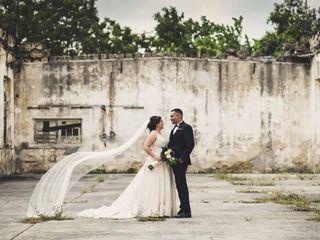 La boda de Mariana y Azael 1
