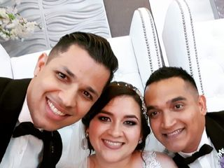 La boda de Mariana y Azael 2