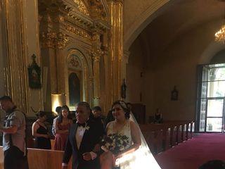 La boda de Mariana y Azael 3