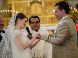 La boda de Andrea y Oliver