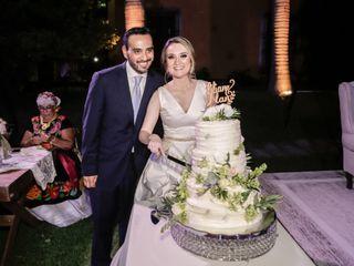 La boda de Lilian y Alan