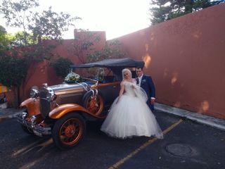 La boda de Marcela y Leonardo  1